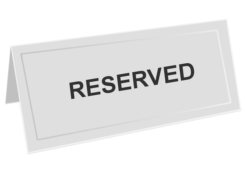 reserved-sign-1428235_960_720